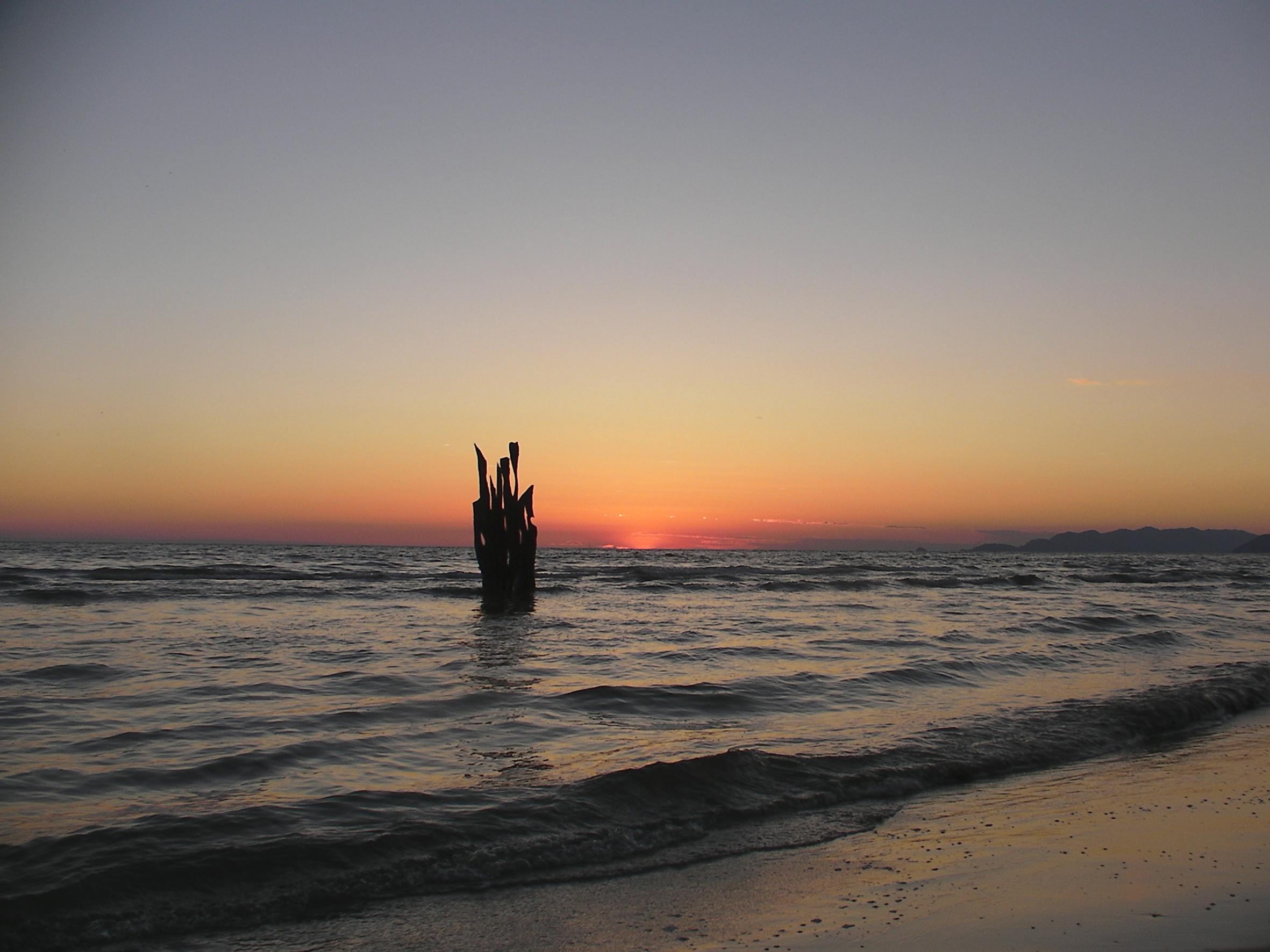 tramonto risveglio