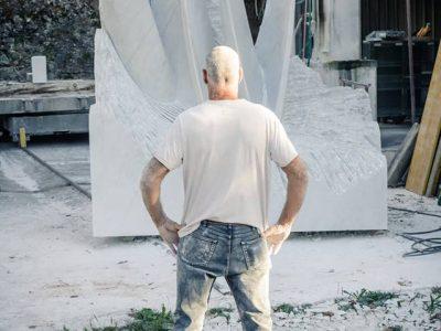4Svelarsi-Stefano Pierotti-scultore-Pietrasanta
